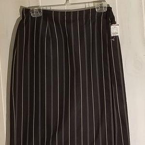 Rafaella Skirts - NWT long slender skirt